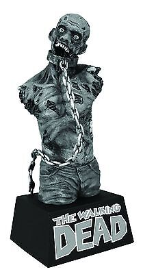 Walking Dead Bust Bank Zombie Pet B W Diamond Select 9 Inches Tall  Sapr17 19