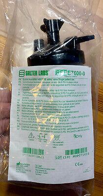 1 Stück Bubble Humidifier bis 6 LPM Sauerstoff Therapie Salter Labs REF E7600-0
