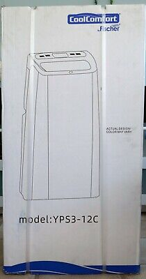 Portable Air Conditioner Cool Comfort by Fischer