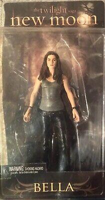 "SEALED Twilight Saga New Moon Movie Bella Swan 7"" NECA Action Figure Toy Doll"