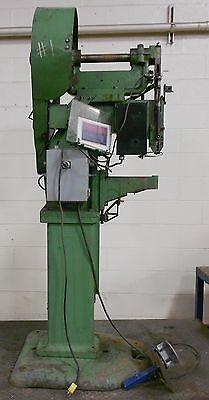 Riveting Machine W Foot Control 17743lr