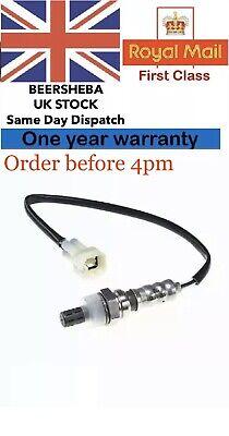 NEW BOSCH O2 Oxygen Lambda Sensor Manifold Cat Bank 1 0258986507 SUZUKI LIANA