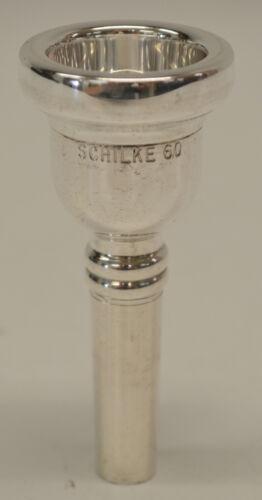 SCHILKE 60 BASS TROMBONE (LARGE SHANK) MOUTHPIECE
