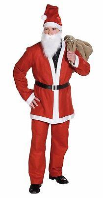 Rubies 14225 - Weihnachtsmann * Nikolaus * Weihnachten * Komplett (Rubies Weihnachtsmann Kostüm)
