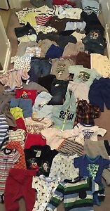 OVER 60 pieces of clothing!! SMOKE FREE HOME