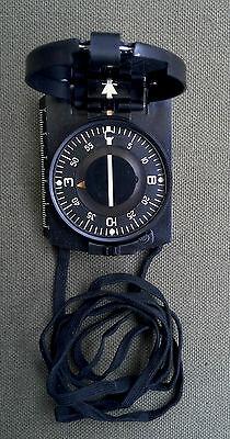 UDSSR Kompass Marschkompass Offizier Felddienst Rote Armee UDSSR Sowjet Armee