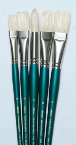 Cambridge Hog/Synthetic 5 pc Art Brush Set List $ 129..NOW $39.SAVE 70%