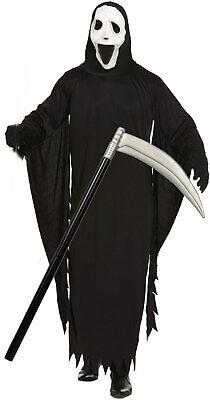 Scream Robe Evil Reaper Halloween Fancy Dress Costume - Scream Robe Kostüme