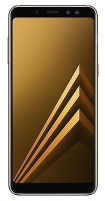 """Samsung Galaxy A8 Plus Dual Sim A730FD 64GB 6GB 6"""" Unlocked Android 7- Gold"""