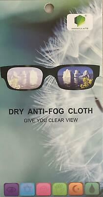 Dry Anti-fog Shamee Lens Cloth For Eyeglasses And Camera Lenses