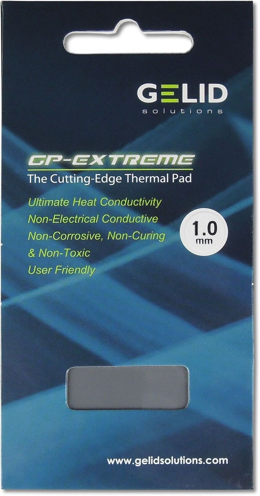 Gelid Solutions Gp Extreme 1mm Thickness Thermal Pad 80 X