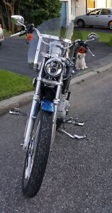 2005 Sportster Custom XL 883