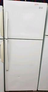 LG Fridge/Freezer. 422 Litres