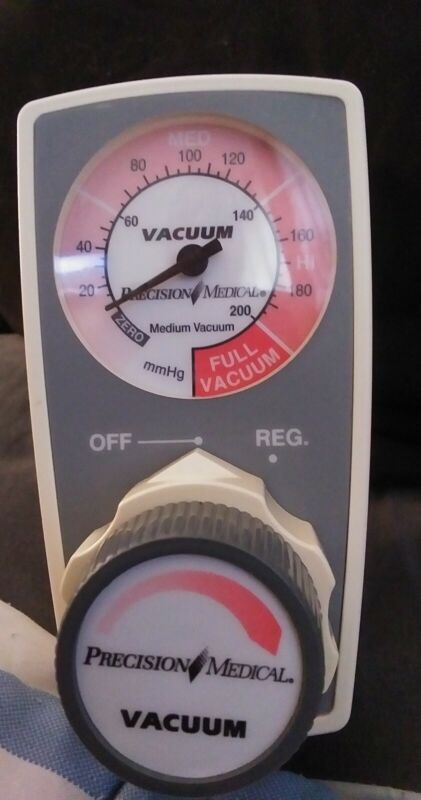 Precision Medical PM3000 Continuous/Intermittent Vacuum Regulator (Analog)