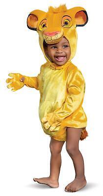 Disney Baby Boy Lion King Simba Child Costume Infant 6-12