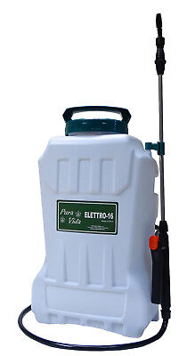 Pump Spraying Machines Carpi Electro 16 Backpack Back 16 Litres Spear to Stack