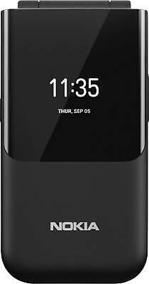 Nokia 2720 Flip Klapp-Handy Schwarz