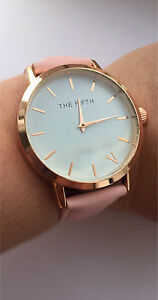 The Fifth Watch In Pink & Rose Gold