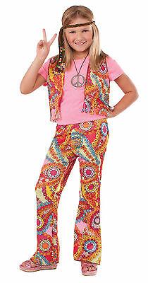 Child Hippie Girl 60s 70s Go Go Mod - 70's Mod Kostüme