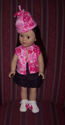 """GORGEOUS 2009 18"""" MADAME ALEXANDER DOLL With Outfit New Shoes Socks GUC"""