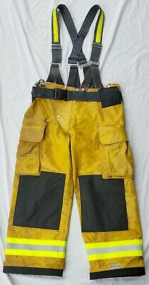 Pleather Turnout Pants Trousers Bunker Gear - Collectors Item - Bodyguard
