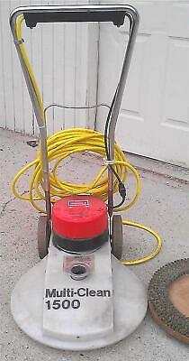 Multi-clean 1500 Burnisher 20-inch High Speed Electric Cord Floor Minuteman