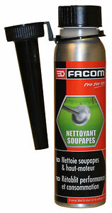 facom nettoyant soupapes 200ml moteur essence 4 temps ebay. Black Bedroom Furniture Sets. Home Design Ideas