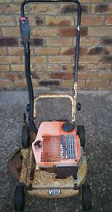 VICTA 2 STROKE LAWN MOWER.SERVICED,RELIABLE STARTER.CATCHER! Runcorn Brisbane South West Preview
