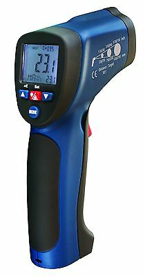 Reed R2005 Infrared Thermometer 301 1922f Integrated Type K Thermocouple