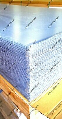 Clear Polycarbonate Sheet 14 .220 X 48 X 96 Local Pickup Or Freight