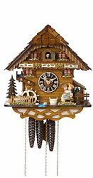 Hones 6278 One Day Musical Kissing Lovers German Hand Carved Cuckoo Clock