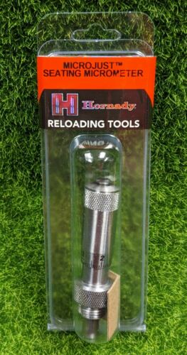 Hornady Reloading Tools, Microjust Seating Micrometer, Seating Stem - 044090