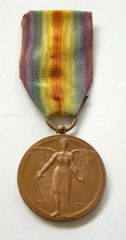 i544 ROMANIA Victory Medal WWI Interallied unlisted version RARE