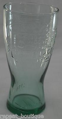 McDonald's Retro 1948 .15 hamburger sign coke Coca Cola green Glass Retired VTG