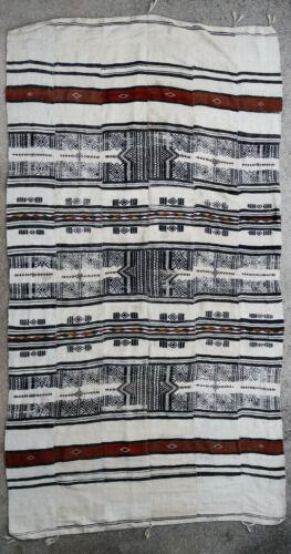 Textile weave antique tribal African Africa Mali Kaasa Laandaka 1950