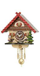 Kuckulino Black Forest Clock with quartz movement and cuckoo ch.. TU 2057 PQ NEW