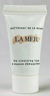 La Mer The Cleansing Foam 5ml Guaranteed Authentic New NO BO