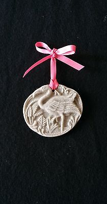 FLAMINGO In the Wild Made wilth Sand Tropical Beach Ornament](Flamingo Ornaments)