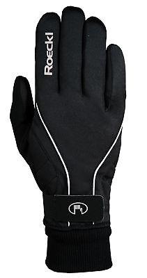 Roeckl Herren Langlauf Handschuhe Top Function Loken