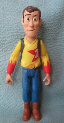 """WOODY TOY STORY 7"""" ACTION FIGURE Disney 2011 Mattel for sale  Shipping to India"""