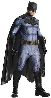 Batman Grand Heritage Adult Costume Dawn Of Justice Vs Superman Halloween DC