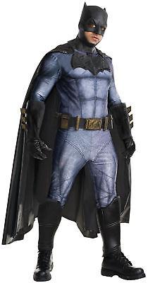 e Adult Costume Dawn Of Justice Vs Superman Halloween DC (Batman Grand Heritage)