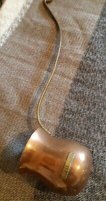 Antique Copper Scoop Written