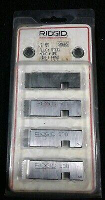 Ridgid Genuine Parts 50665 38 Npt Alloy Steel Mono Pipe Right Hand 500