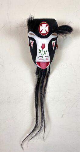Yaqui Dance Mask by Louis Valenzuela