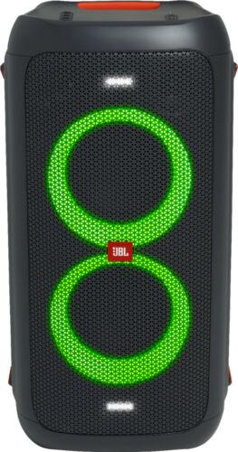 JBL - PartyBox 100 Portable Bluetooth Speaker - Black