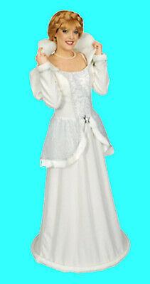 Damen Kostüm Anastasia SCHNEEKÖNIGIN russische Prinzessin Königin Märchen - Damen Märchen Kostüme
