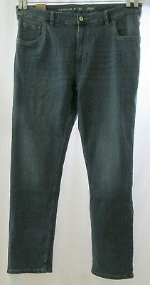 Big And Tall Stretch Jeans - C & A Men's Stretch Big and Tall Jeans, 34