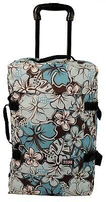 Mit Rädern Trolley Tasche (Trolleytasche Reisetasche Travel Bag mit 2 Rädern und Griff Koffer - Handgepäck)