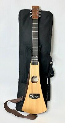 Excellent Condition - Martin & Co. Steel String Backpacker Guitar 11GBPC w/bag
